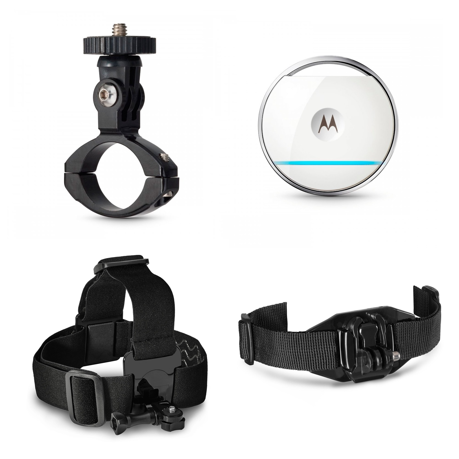 Аксессуар для экшн камеры Motorola BM034, белый цена