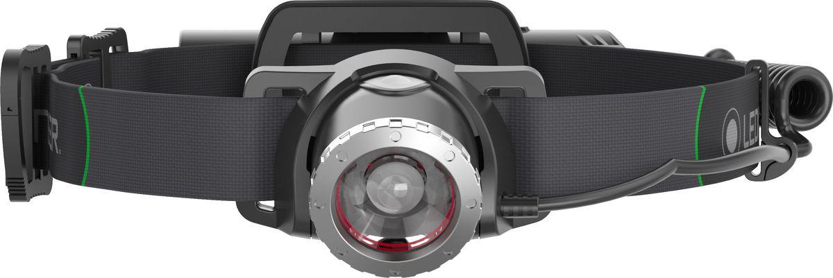 Налобный фонарь LED Lenser MH10, 501513, черный