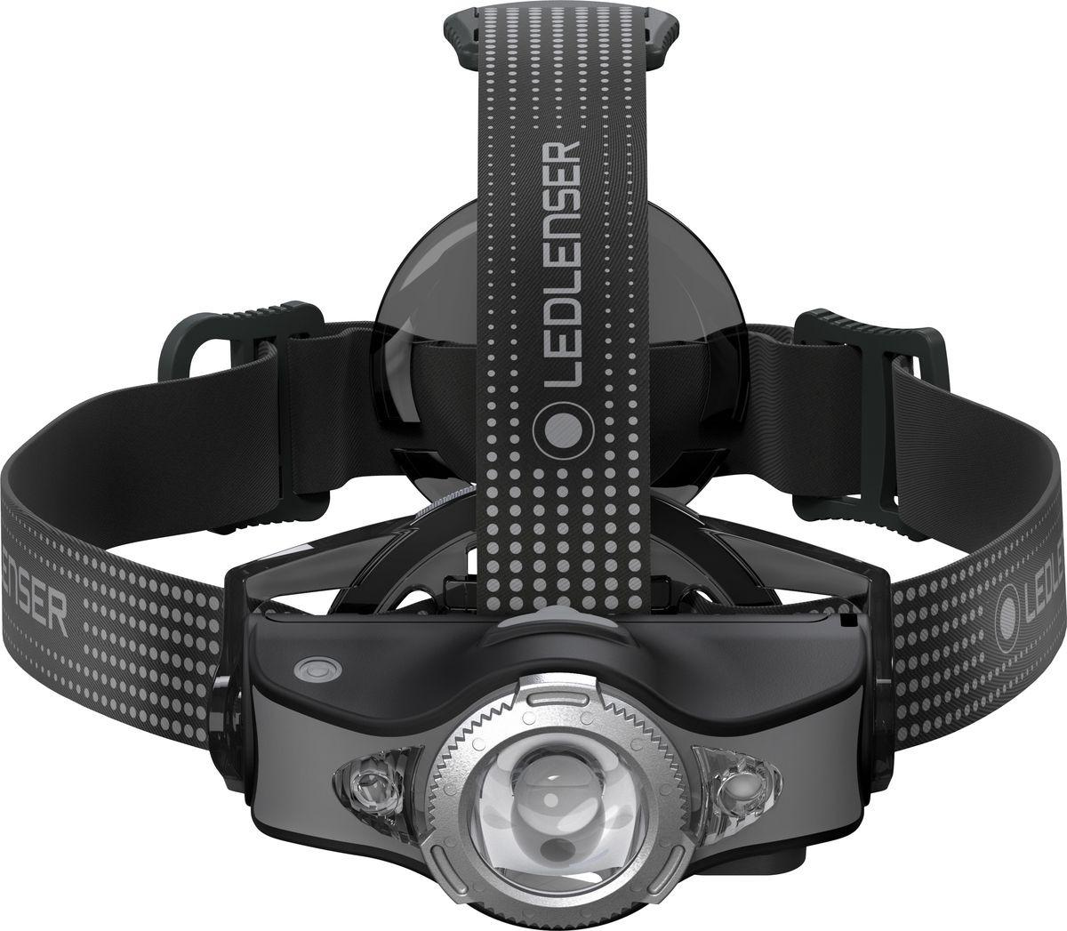 Налобный фонарь LED Lenser MH11, 500996, черный