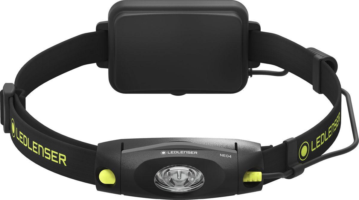 Налобный фонарь LED Lenser Neo4, 500982, черный