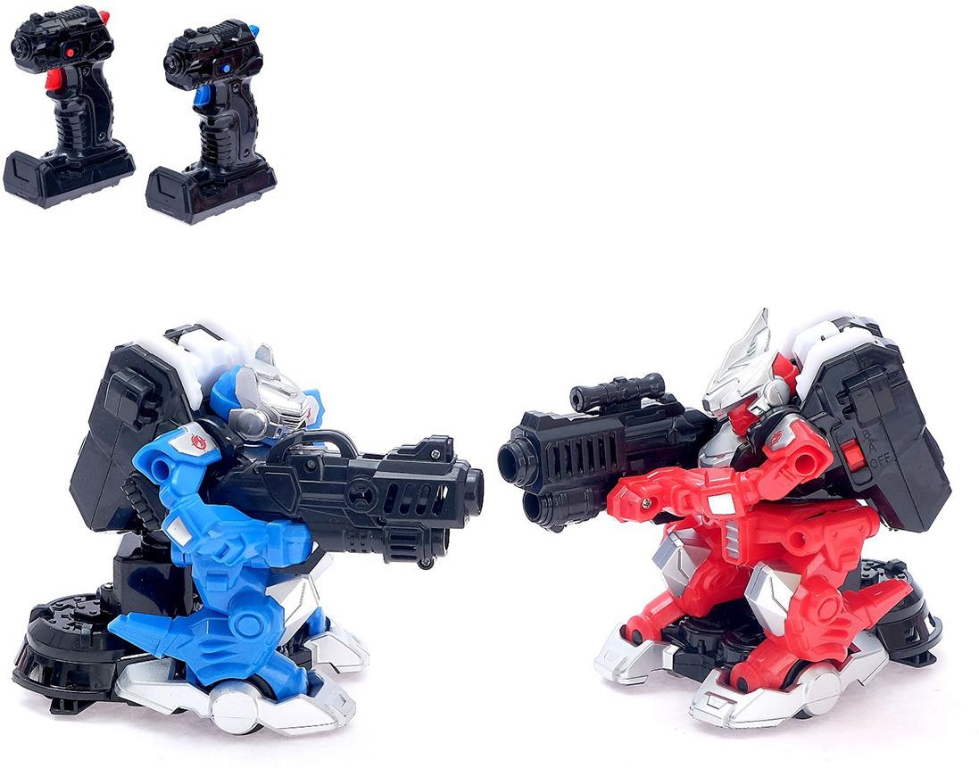 Робот Сражение воинов, 3972686 роботы education line roboblock робот герой xl 89 элементов