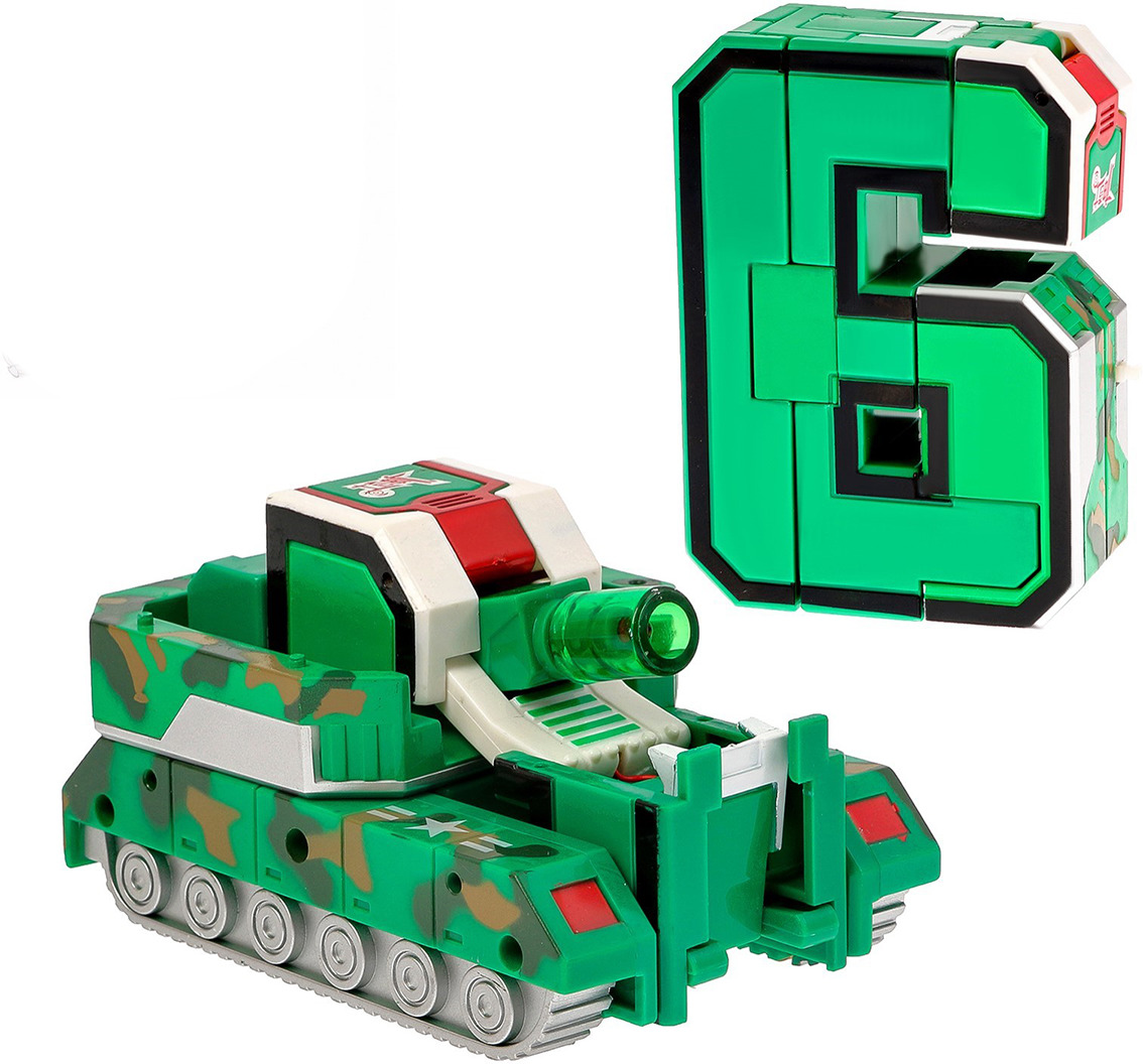 Робот Робоцифра 6, 3192120