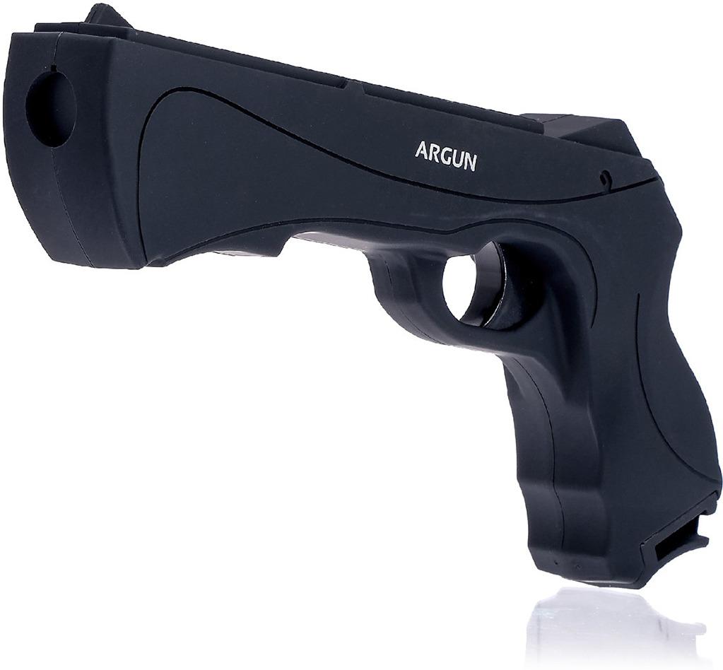 Игрушечное оружие Пистолет виртуальной реальности AR GUN, подключается к смартфону, 3576217 недорго, оригинальная цена