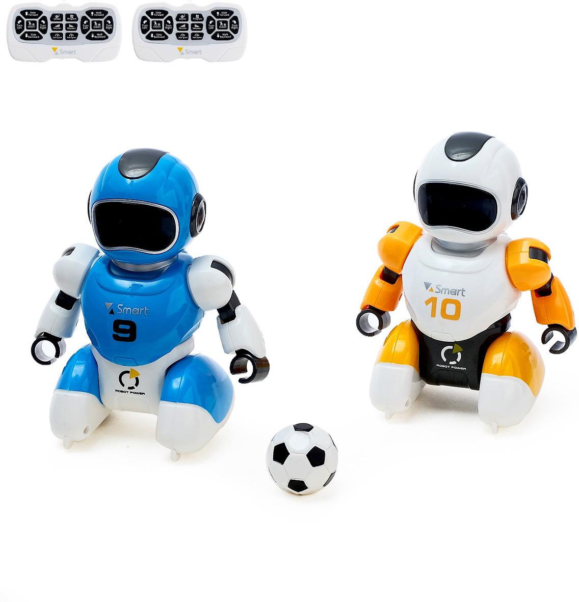 Робот Футбольный матч, 4000092 роботы education line roboblock робот герой xl 89 элементов