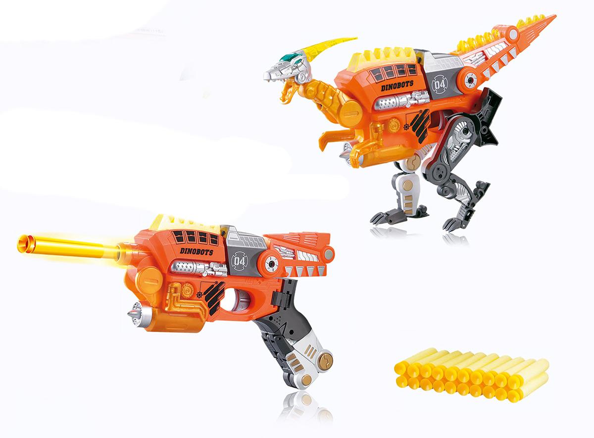 Робот Велоцираптор, 2590561