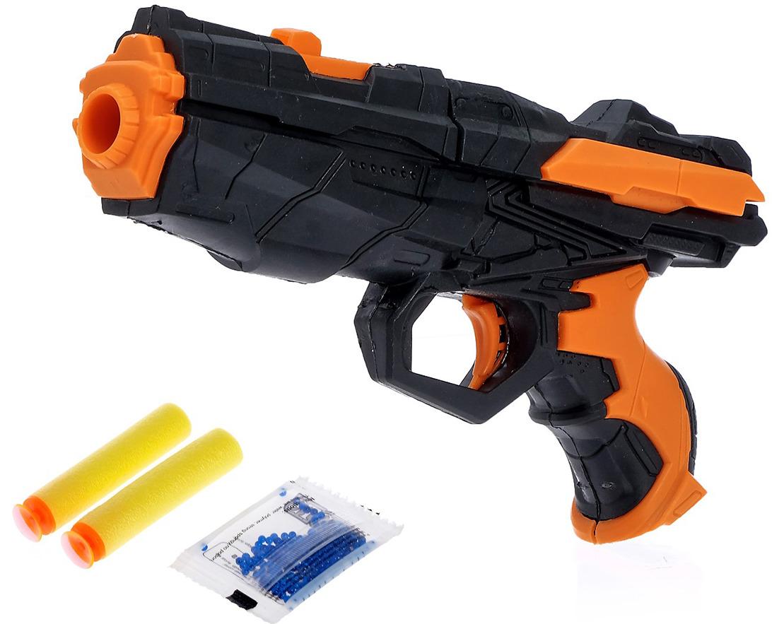 Игрушечное оружие Пистолет Звезда, 4005175 игрушечное оружие пистолет воздушная атака 2894991