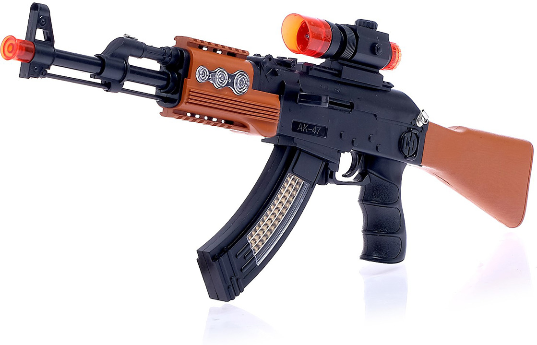 Игрушечное оружие Автомат АК-47, 4123337