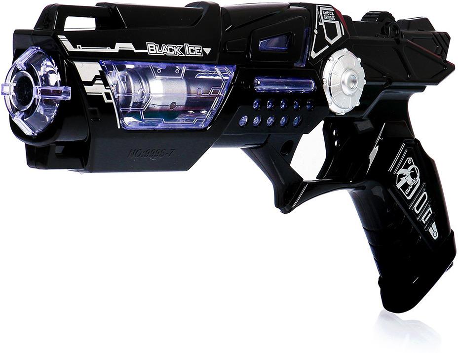 Игрушечное оружие Пистолет Черный лед, 3154362