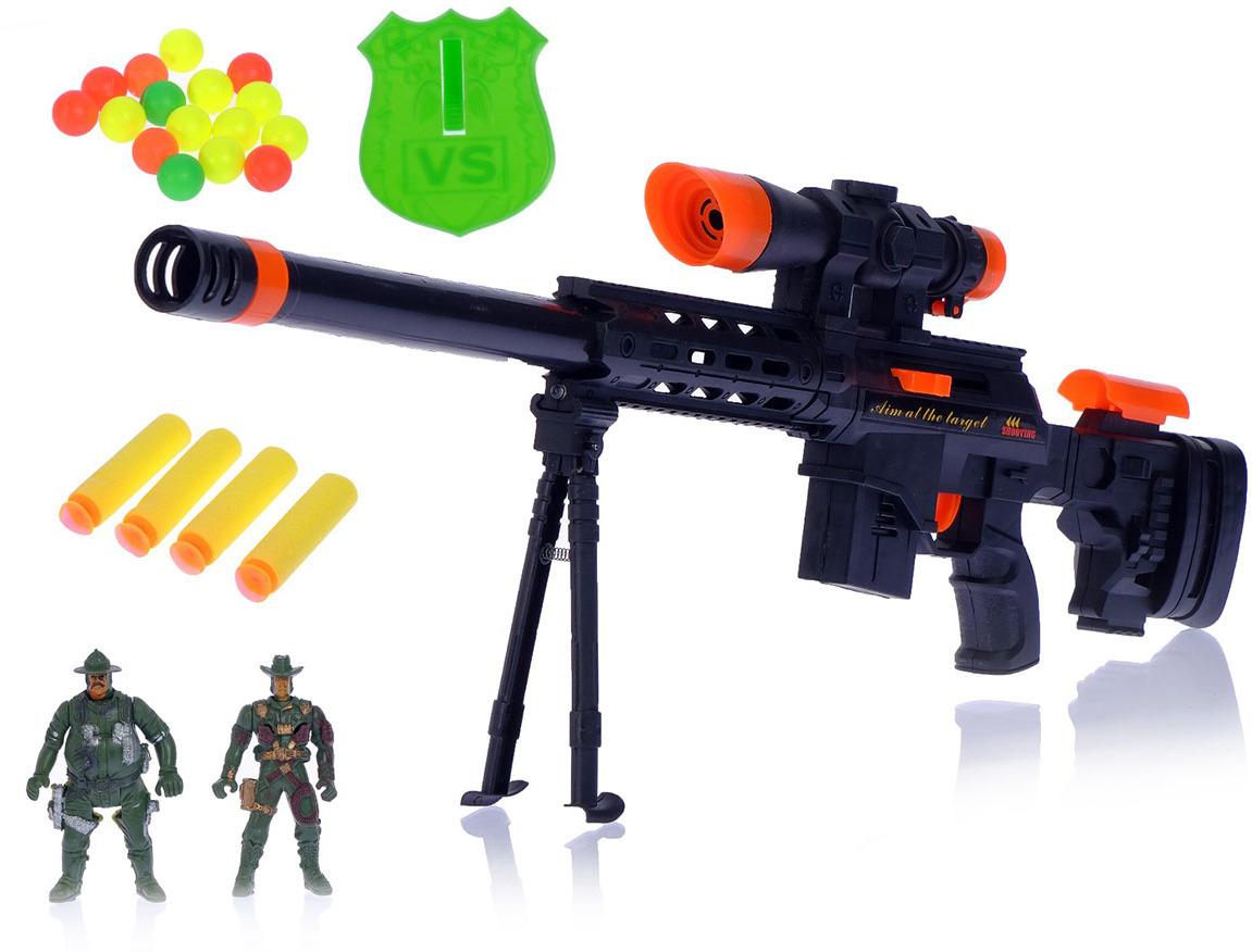 Игрушечное оружие Винтовка Камуфляжный снайпер, 2884568