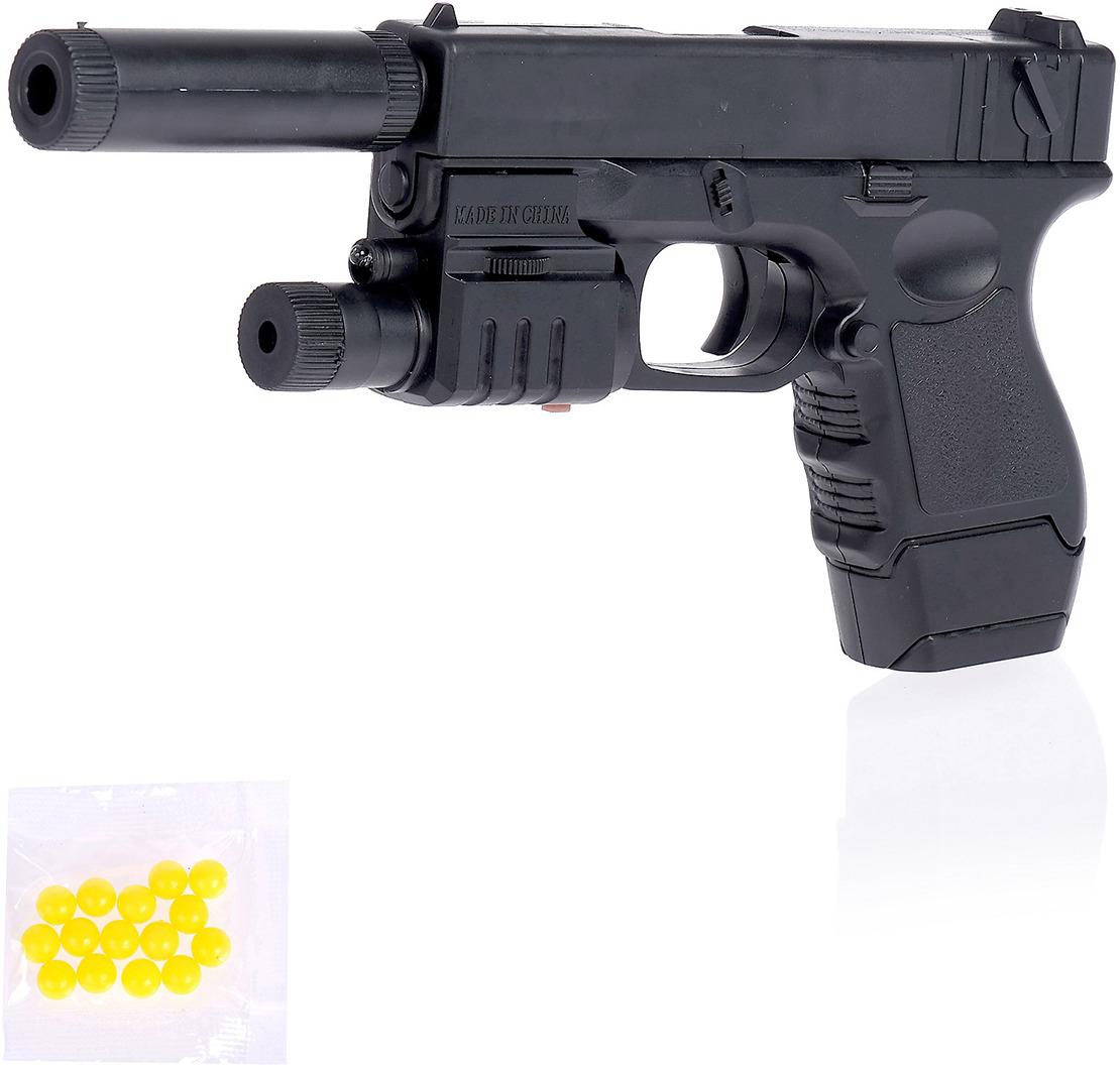 Игрушечное оружие Пистолет пневматический Форт, 2431865 игрушечное оружие пистолет воздушная атака 2894991