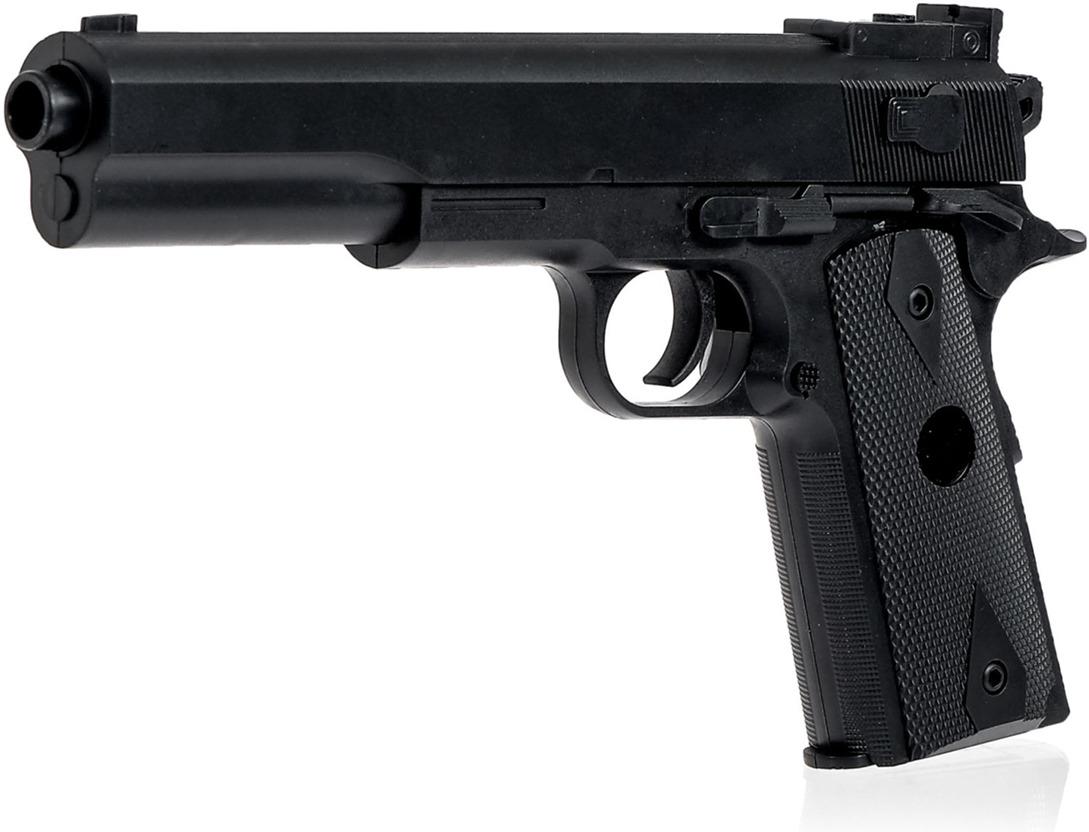 Игрушечное оружие Пистолет пневматический Сокол, 3629091 игрушечное оружие пистолет воздушная атака 2894991
