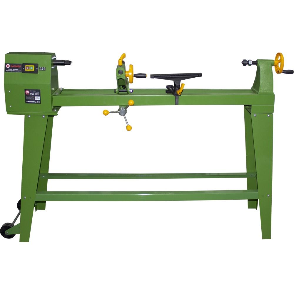 Токарный станок Калибр СТД-700 токарный станок калибр стд 450 1000 зеленый