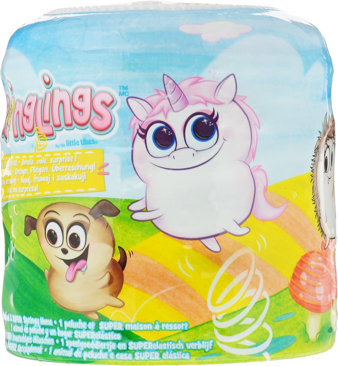 Мягкая игрушка Little Tikes Прыгуны-сюрпризы в ассортименте, 648625E7C little tikes горка складная розовая little tikes