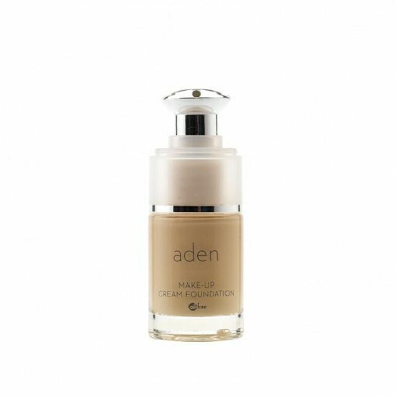 Тональный крем Aden cosmetics 1 Nude (Нюд)