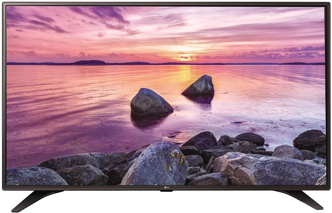 Телевизор LG 55LV340C, черный телевизор либертон