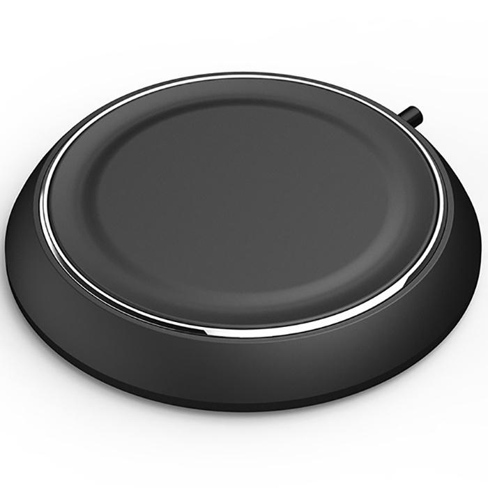 Беспроводное зарядное устройство ROCK W5, черный