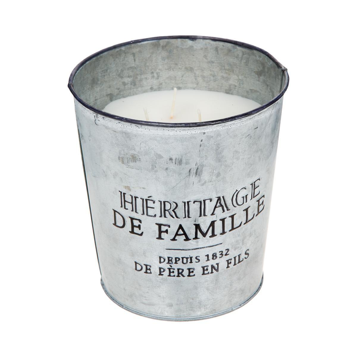 Ароматическая свеча CITRON HERITAGE, 600 г свеча ароматизированная arome enjoy 136582a