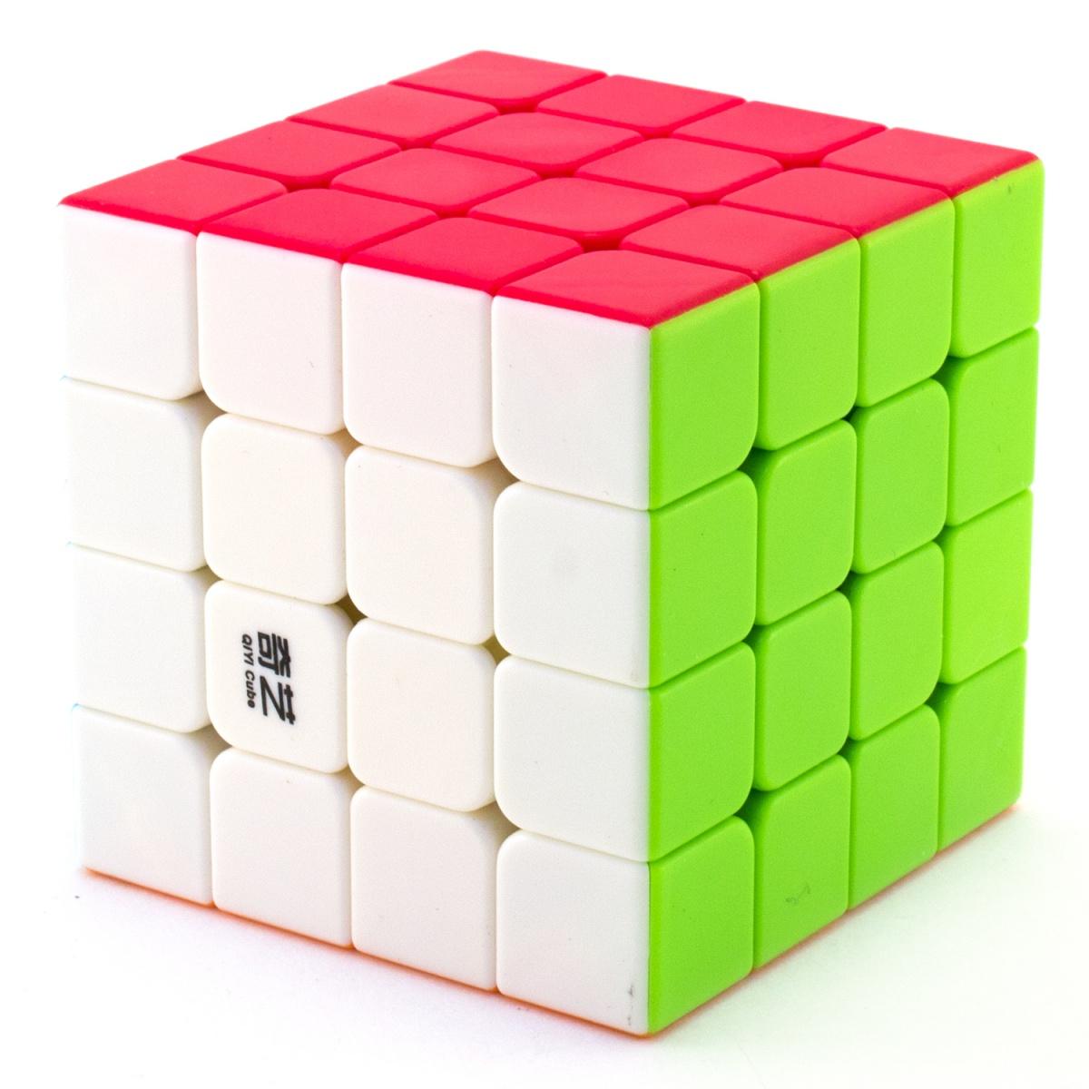 Головоломка Mofangge Кубик Рубика 4X4 Qiyuan (S) головоломка mofangge кубик x man 7x7 spark magnetic