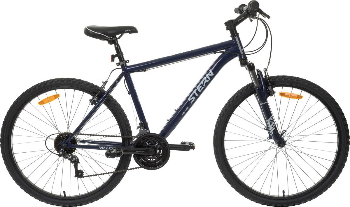Велосипед горный Stern Dynamic 1.0 26, синий, колесо 26, рама 20