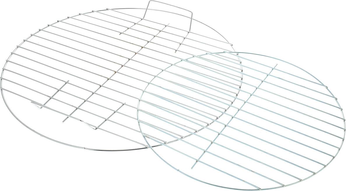 Жаровня для пикника RoyalGrill с крышкой на колесиках диаметр 44 см  80113