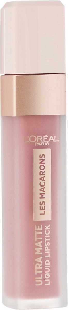 Ультрастойкая губная помада L'Oreal Paris Infaillible Les Macarons, оттенок 836, Infinite Va, 8 мл