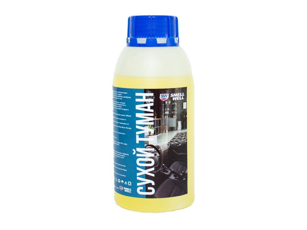 Жидкость для сухого тумана SmellWell Аромат Чёрный лед 500 мл