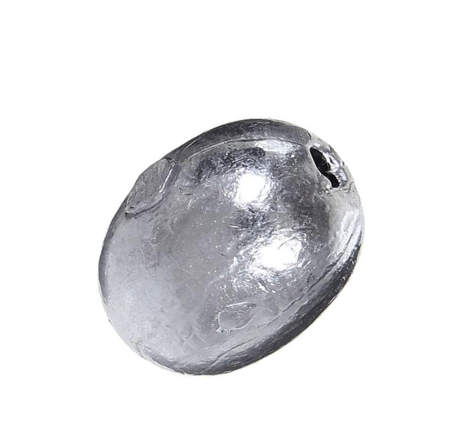 Грузило AGP УТ000025077, серый металлик