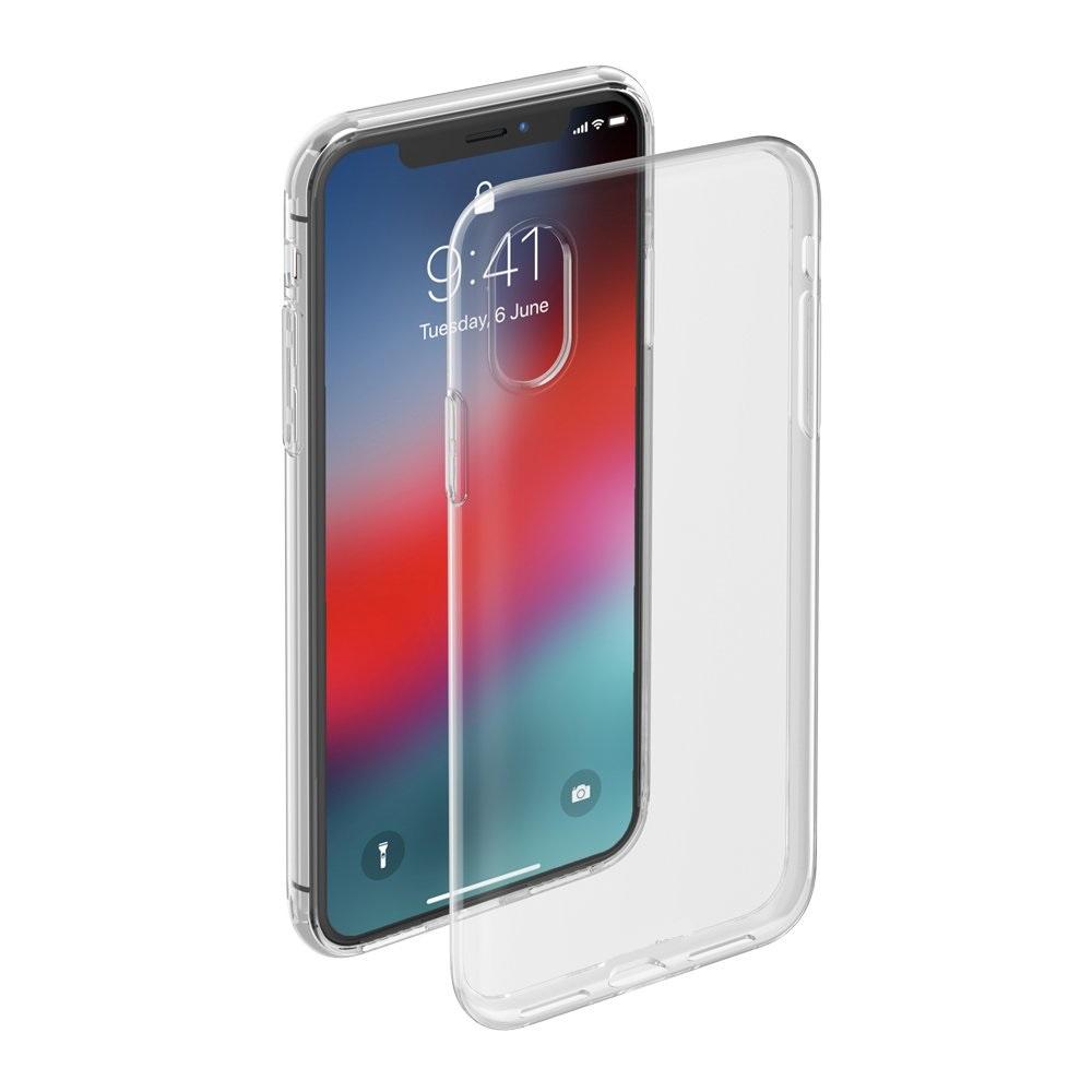 Чехол для сотового телефона ONZO iPhone XS Max, прозрачный