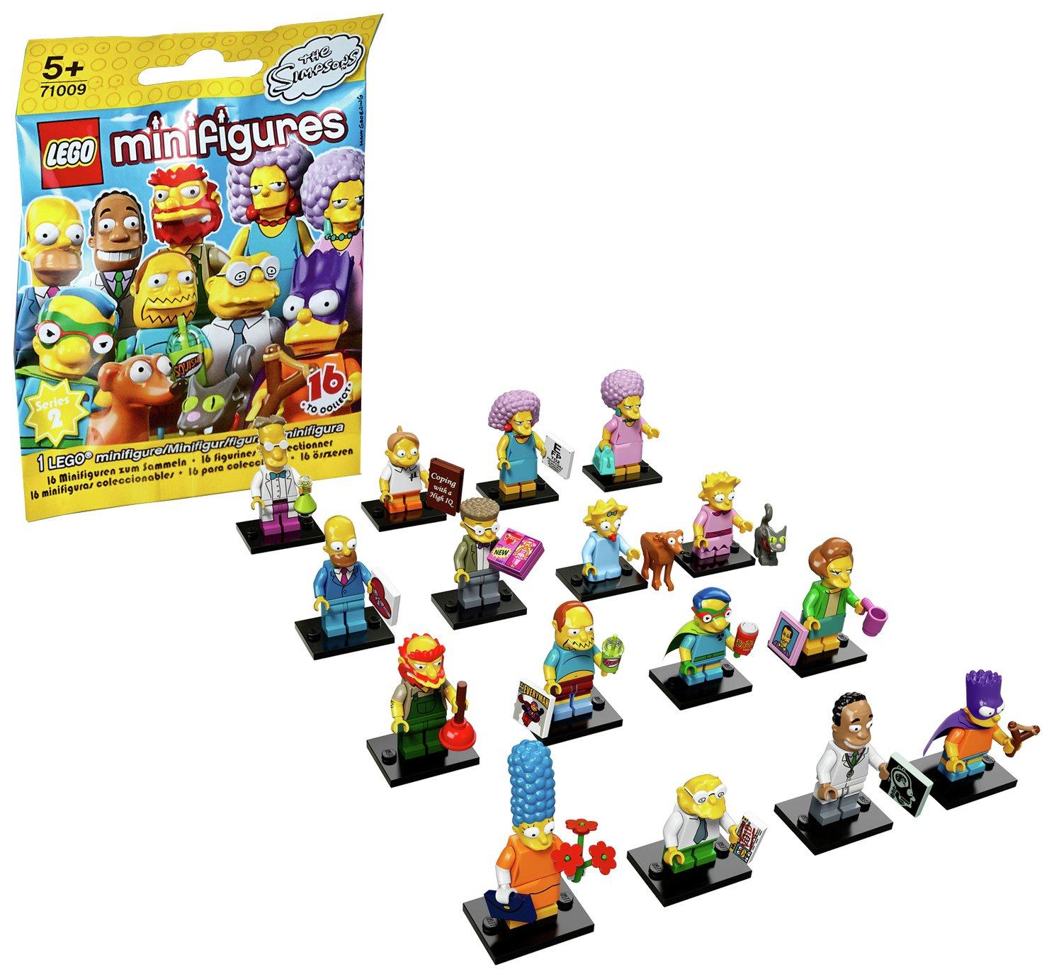 Пластиковый конструктор LEGO 71009-full
