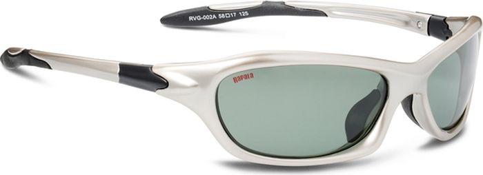 Очки спортивные Rapala Sportsman's RVG-002A, серый металлик очки rapala sportsman s rvg 004b