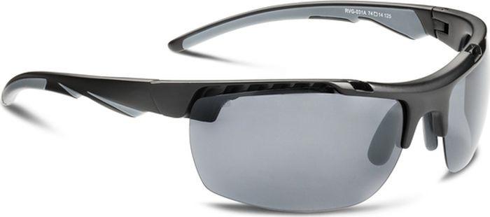 Очки спортивные Rapala Sportsman's Mirror RVG-031A, черный очки rapala sportsman s rvg 004b