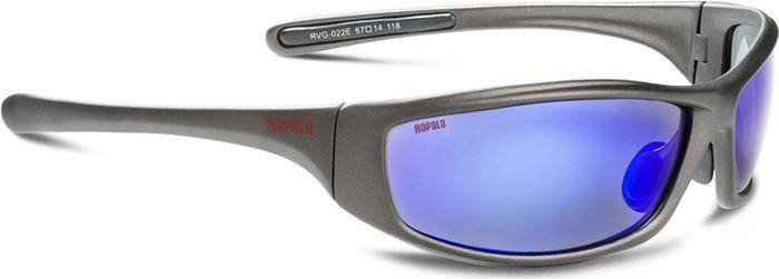 Очки спортивные Rapala Sportsman's Mirror RVG-022E, бронза очки rapala sportsman s rvg 004b