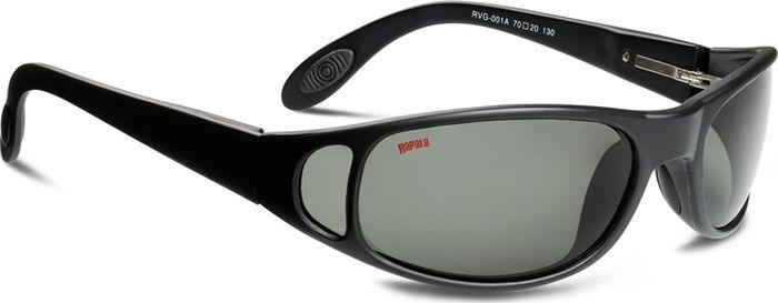 Очки спортивные Rapala Sportsman's RVG-001AS, черный Rapala