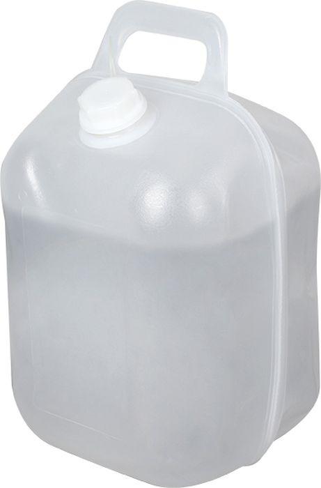 Канистра для воды складная Сплав, белый, 20 л канистра для воды нпп технохим складная 7 л
