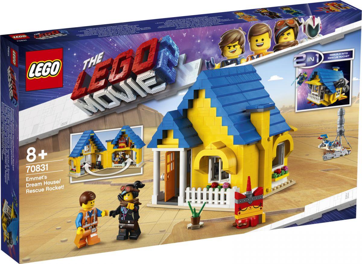 Пластиковый конструктор LEGO 70831