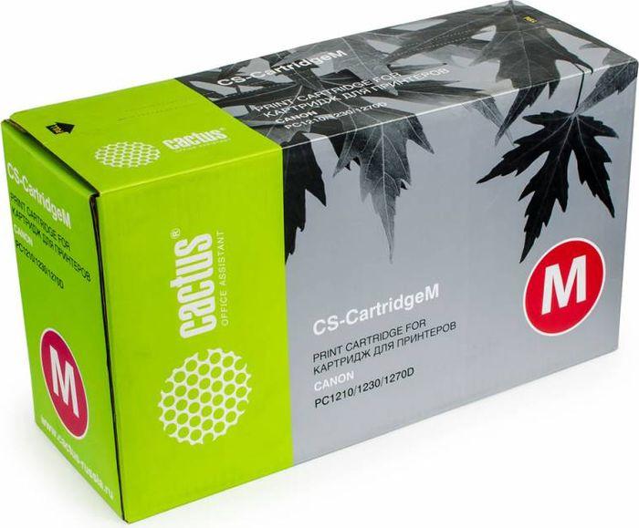 Картридж Cactus CS-Cartridge M CS-CARTRIDGEM, черный, для лазерного принтера картридж cactus cs bci24bk для canon s200 s200x s300 s330 s330 photo i250 i320 i350 i450 i455 i470d i475d mp110 mp130 mp360 mp370 mp3