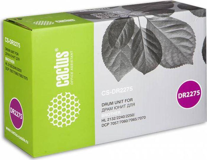 Картридж Cactus CS-DR2275, черный, для лазерного принтера все цены
