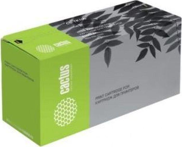 цена на Картридж Cactus CS-O9600BK, черный, для лазерного принтера