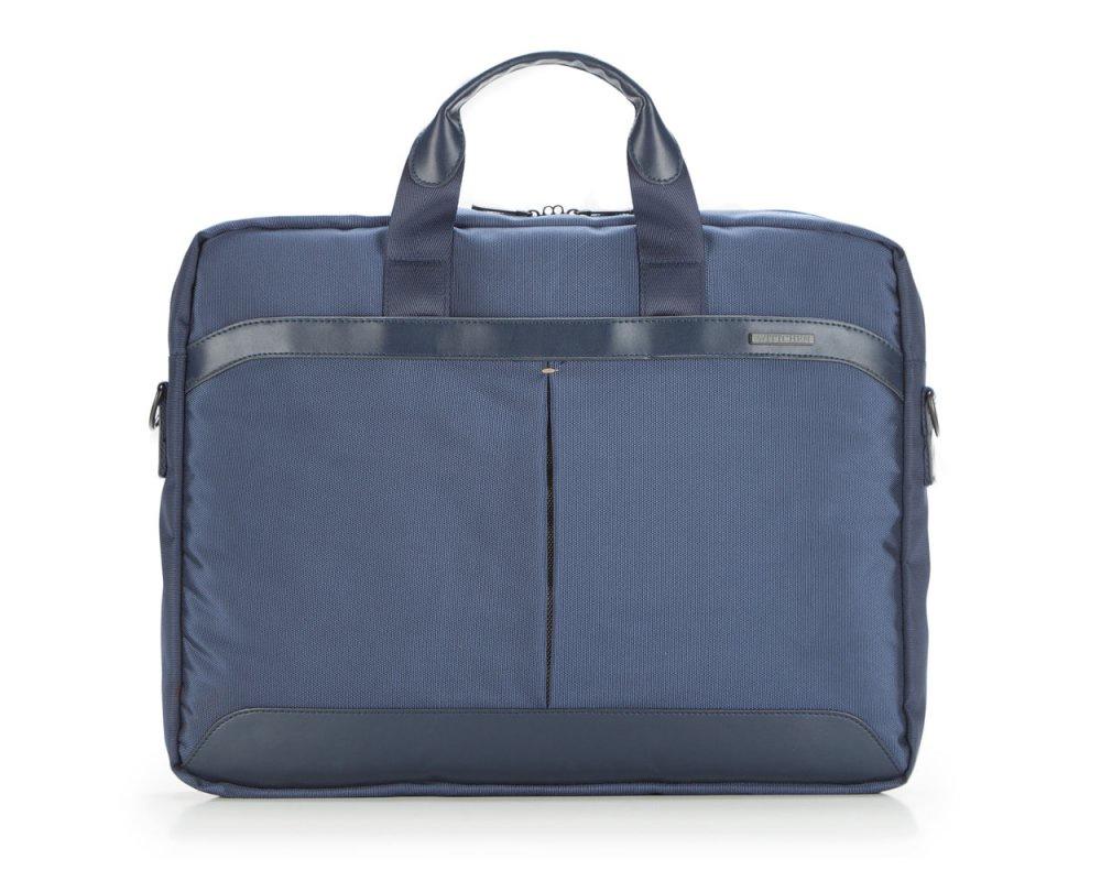 цена Сумка для ноутбука Wittchen 87-3P-106, синий онлайн в 2017 году