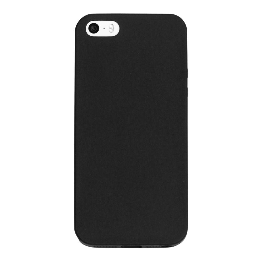 Чехол для сотового телефона ONZO MATT iPhone 5/5S/SE, черный
