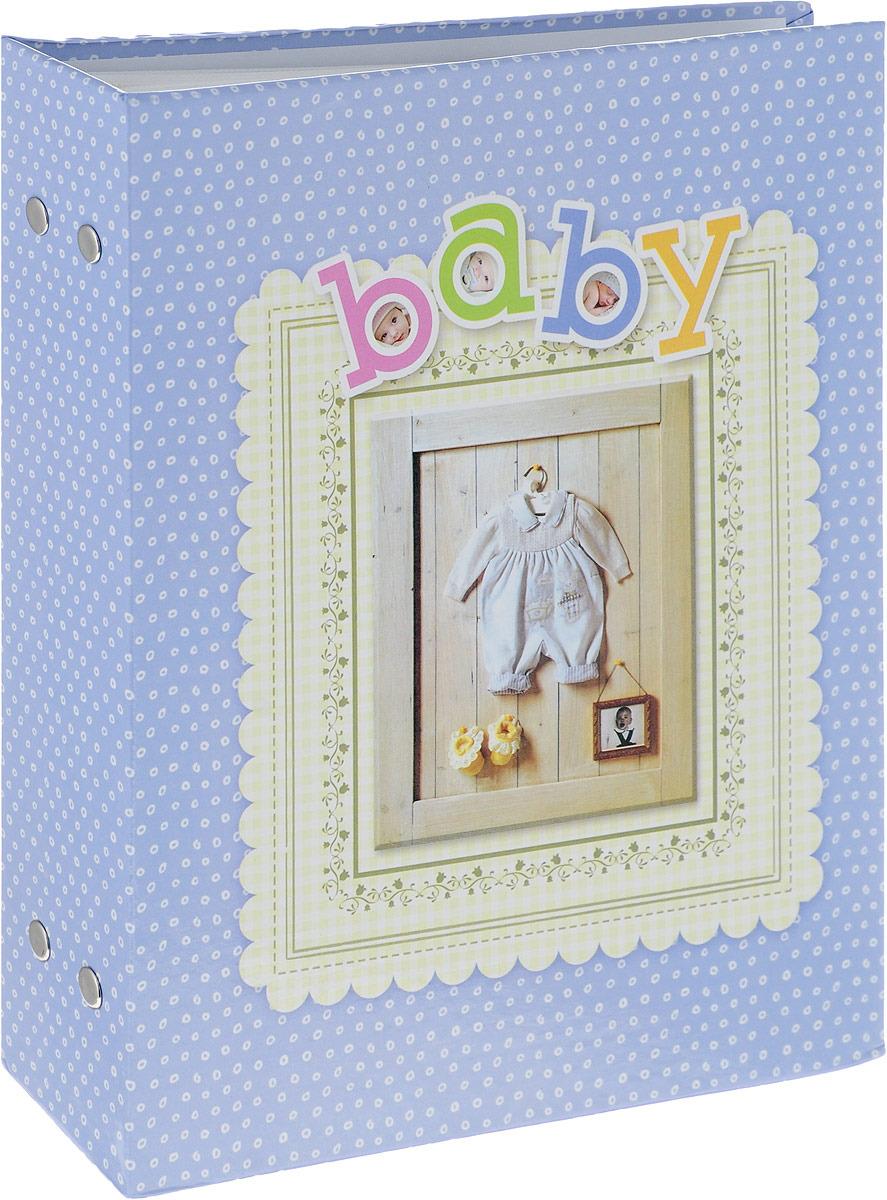 Фотоальбом Platinum Детский альбом - 3, 200 фотографий 10x15 см, сиреневый фотоальбом platinum классика love 300 фотографий 10 x 15 см