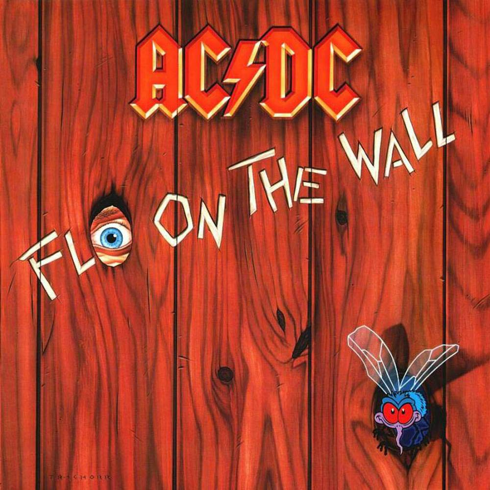 AC/DC AC/DC. Fly On The Wall (LP) ac dc the razors edge
