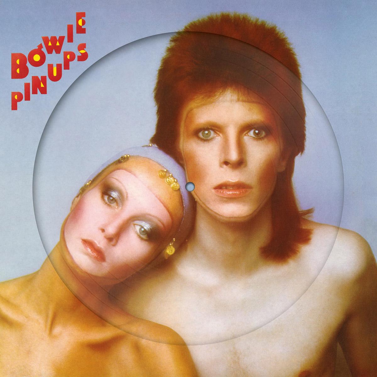 Дэвид Боуи David Bowie. Pin Ups (LP) недорго, оригинальная цена