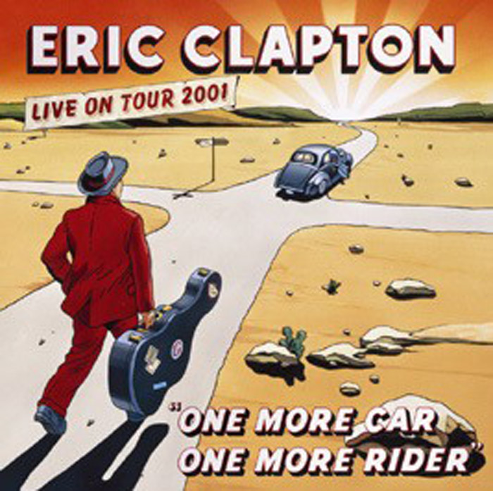 Эрик Клэптон Eric Clapton. One More Car, Rider (3 LP)