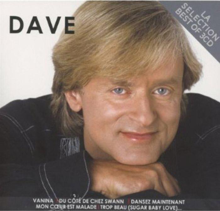 Dave Dave. La Selection - Best Of (3 CD) михаил плетнев филип лейджер роджер норрингтон джон нельсон сабин мейер best adagios 50 3 cd