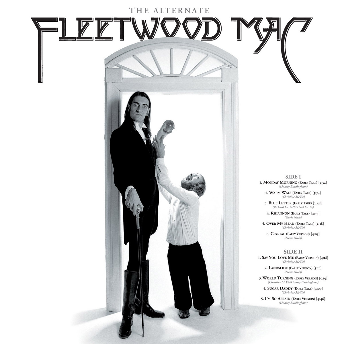 Fleetwood Mac Fleetwood Mac. The Alternate Fleetwood Mac (LP) fleetwood mac fleetwood mac hey baby 180 gr