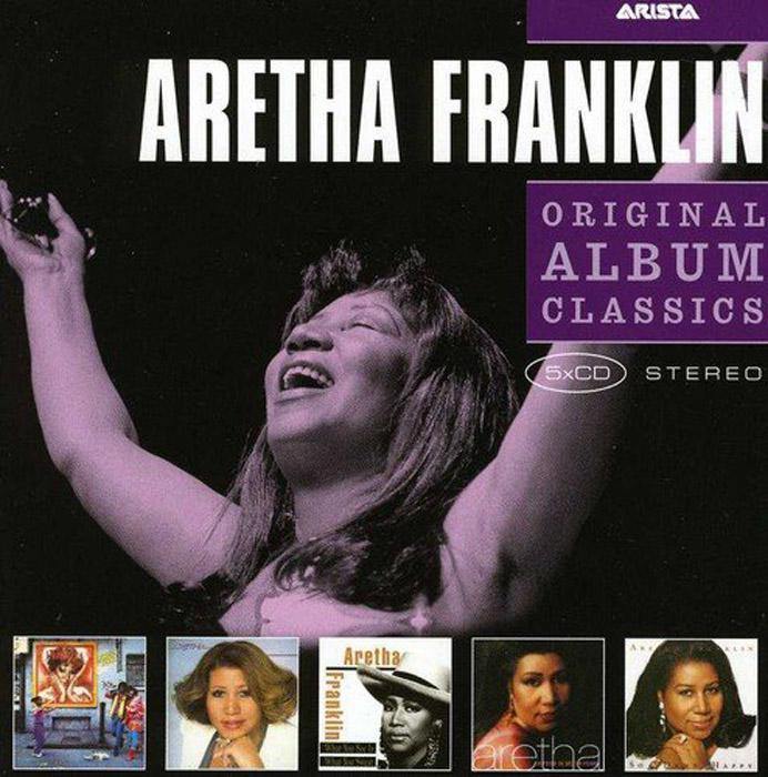 Арета Фрэнклин Aretha Franklin. Original Album Classics (5 CD) cd aretha franklin sings the great diva classics