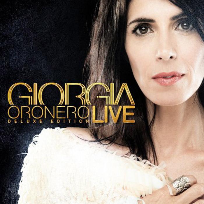 Giorgia Giorgia. Oronero Live (2 CD + DVD)