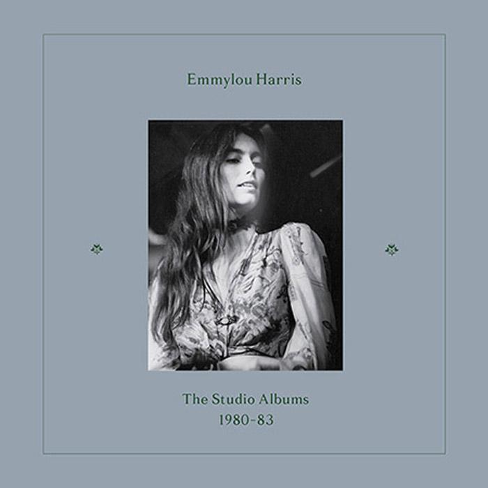 Эммилу Харрис Emmylou Harris. The Studio Albums 1980-1983 (5 LP) долли партон линда ронстадт эммилу харрис dolly parton linda ronstadt emmylou harris trio
