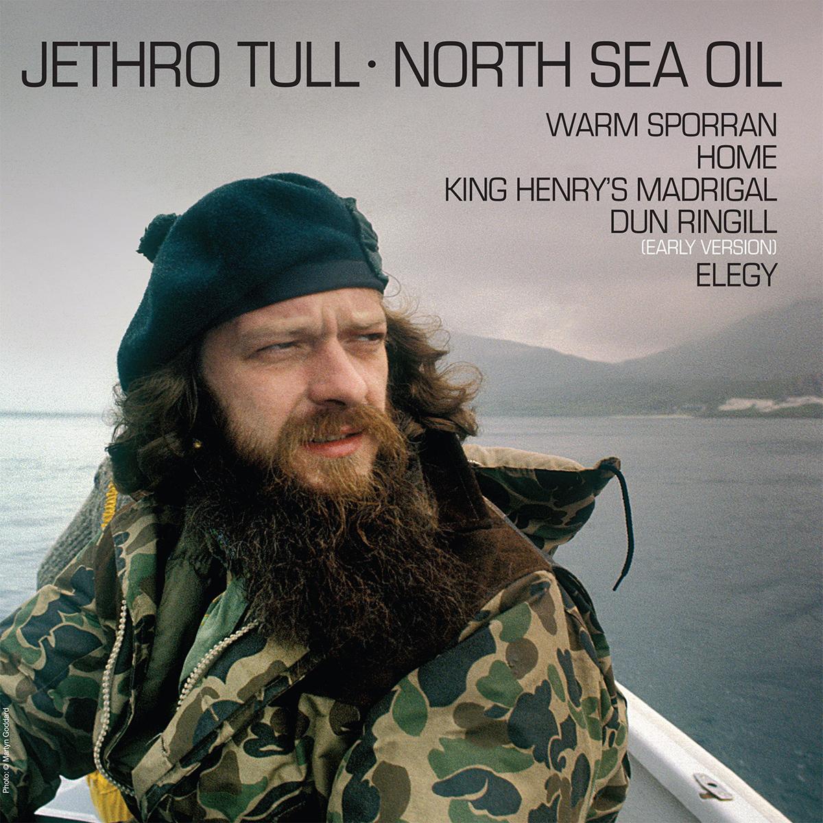 Jethro Tull Tull. North Sea Oil